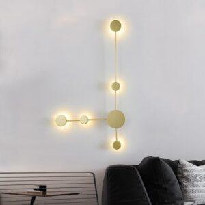 1/2/3/5 Heads Wall Lights