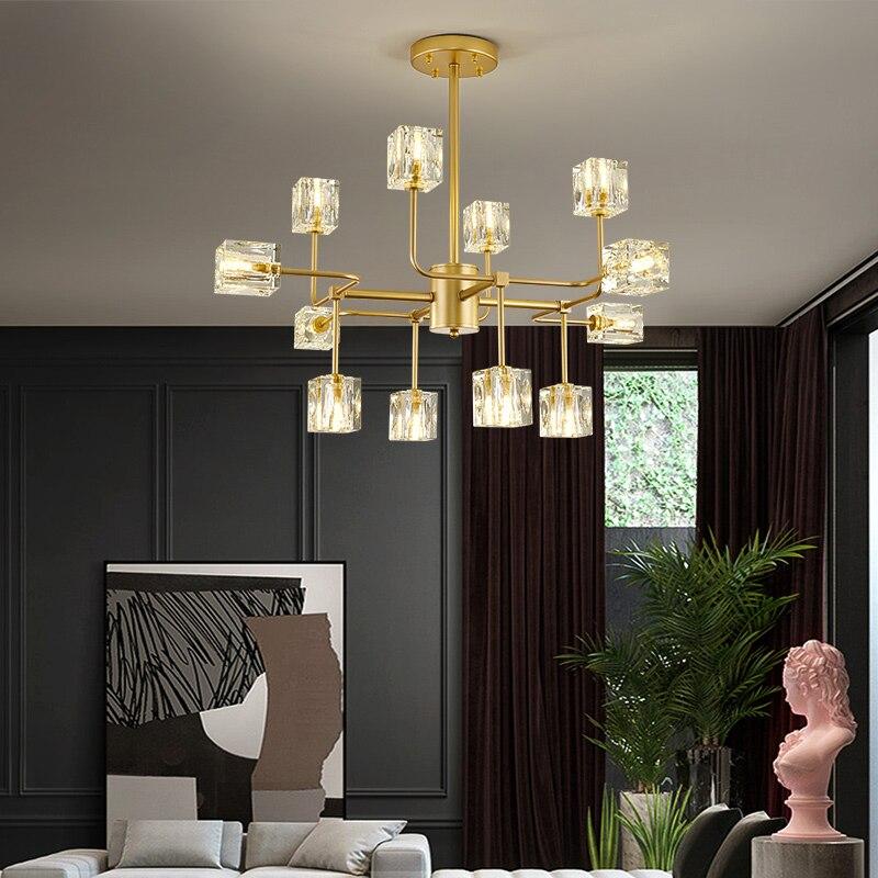 2020-New-Lustre-Chrome-Crystal-Chandeliers-Lighting-LED-Hanging-Ceiling-Lamp-For-Bedroom-Plafon-Lamparas-De-2
