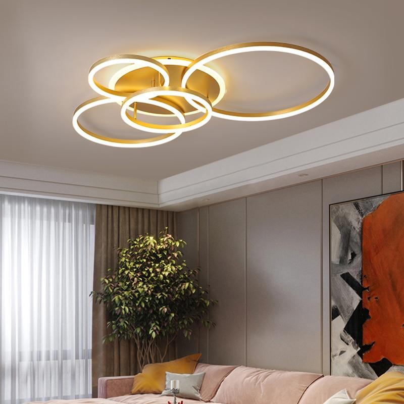 2020-New-led-ceiling-light-golden-around-AC110-220V-for-home-decoration-lustre-de-plafond-for-2