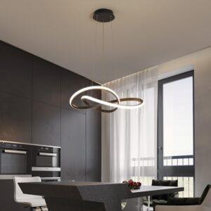 /Gold Modern LED Pendant Lights