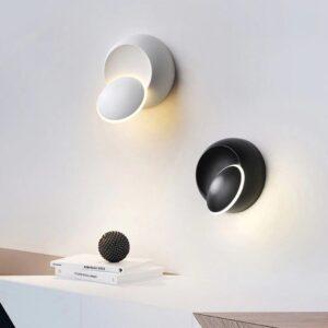 360 degree rotation Wall Lamp
