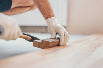 Add the ultimate elegance and splendid value to your interior with our hardwood flooring services in Switzerland. Our hardwood floor installation experts will add pure grace and premier reliability to your interior with our custom designs that promise to fit your lifestyle and budget!