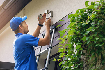 Whether you want to boost the curb appeal of your exterior or enhance the aesthetics of your home interior, our professional lighting services in Switzerland are your way to go. Besides that, we provide you a peace of mind with our security lighting services that are inexpensive!