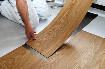Vinyl plank flooring, LVP, or LVT, you name it, we'll do it! Our team of vinyl flooring experts will give your interior the luxury it's been missing with our vinyl flooring services in Switzerland. We have all the elements to enhance the décor and lifestyle of your interior with our custom designs!