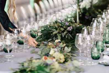Our Staff can decorate your place for different events and regularly for your taste.