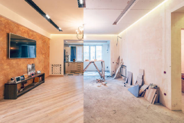 We are your partner of choice for all your indoor renovations and interior remodeling.