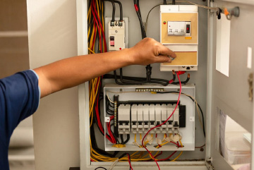 Want to move to your new home? Contact us to schedule an electrical inspection in Switzerland for your new house to check that the wiring complies with the local codes. We have the experience to perform electrical safety services quickly without costing you much!