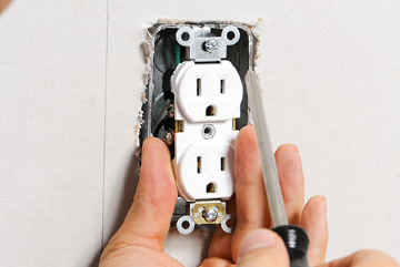 No electrical installation is too big or small for Mobile Handyman. We bring you an inclusive outlet and switch installation service in Switzerland. The safety of your family is our utmost priority, and we ensure it by installing childproof outlets and house surge protectors at an affordable price!