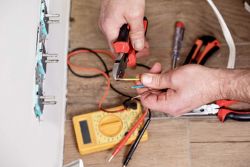 Are you looking to get reliable electrical services in Switzerland? The expert electricians at Mobile Handyman have got you covered. We bring you the most optimal electric fitting services to make your interior lively with our custom lighting designs and other electrical installations!