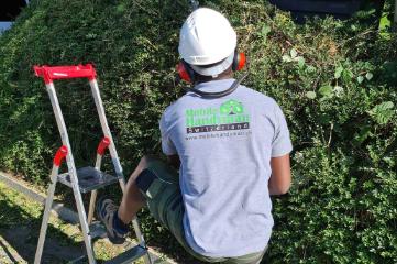 All-round outdoor garden maintenance from design to regular care.