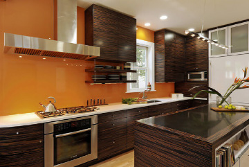 A kitchen that is not only functional but being in the kitchen makes you feel comfortable and that won't happen when your kitchen is painted with dark colors. Hire Mobile Handyman's Experienced Kitchen Painting Experts to get the premium colors of your choice!