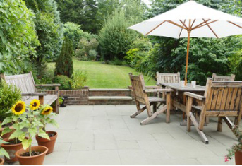 Cleaning, polishing and repainting all types of patios and verandas for maximum comfort.
